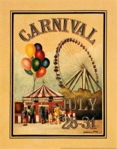 blog carnival poster